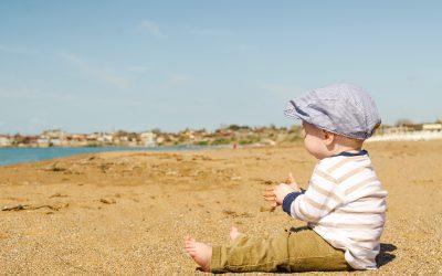Benefits of Barefoot Babies