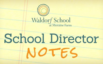 From the School DirectorAugust 3, 2020