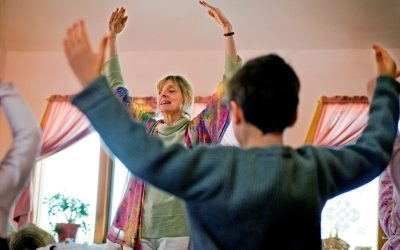 What is Eurythmy?